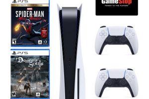 GameStop PS5