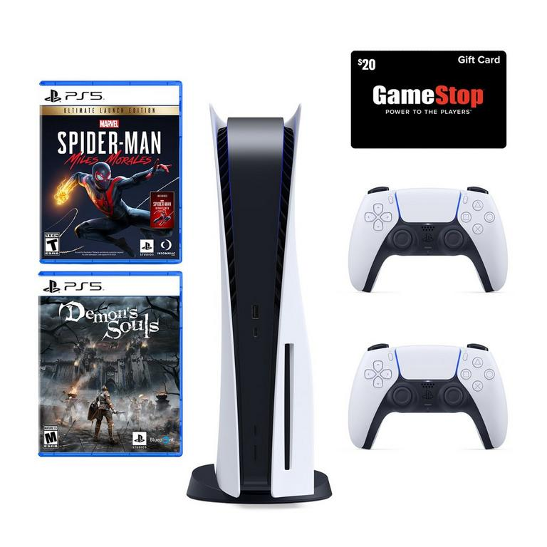 GameStop Was Supposed to Have PS5 Consoles in Stock Today, so Where Are They?