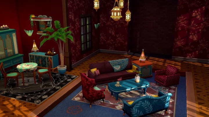 Sims 4 Paranormal Stuff Pack Build and Buy Review