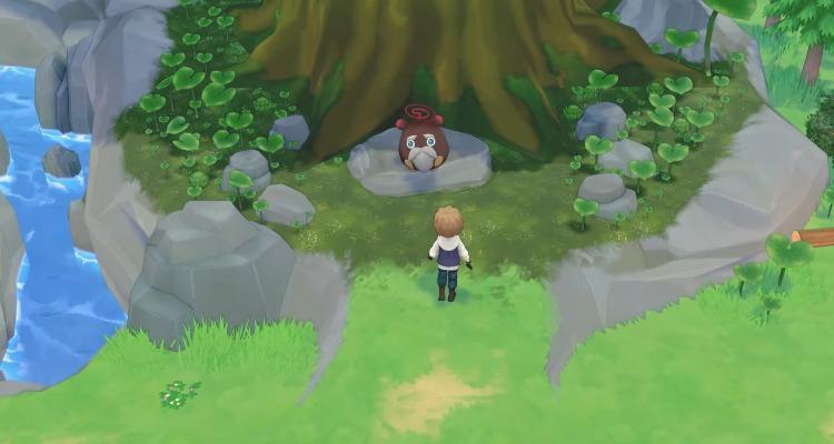 Story of Seasons Pioneers of Olive Town Animal Crossing
