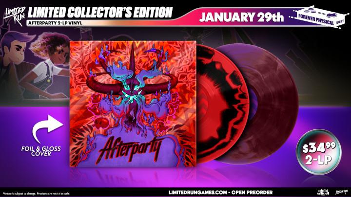 Afterparty - Vinyl Soundtrack