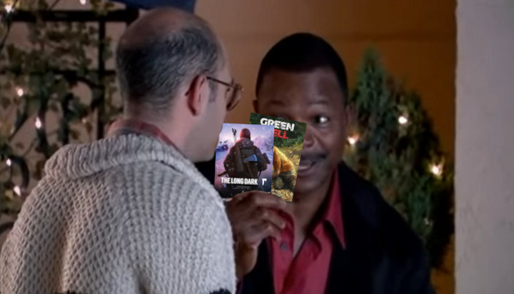 Carl Weathers, The Long Dark, Green Hell