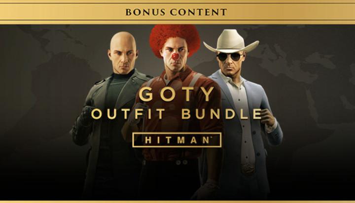 Hitman - GOTY outfits