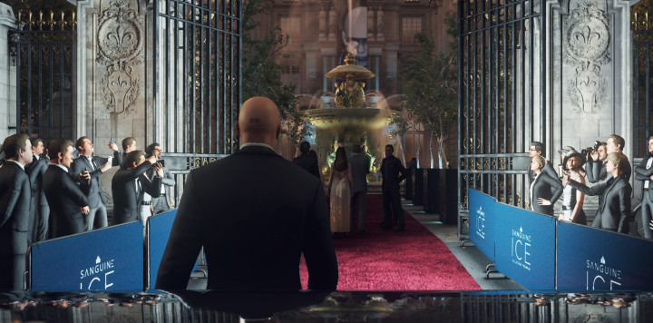 Hitman - Paris