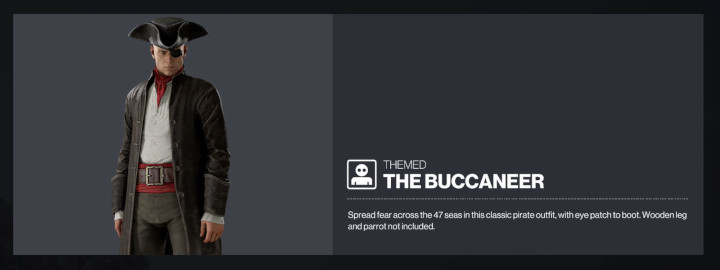 Hitman 2 - The Buccaneer