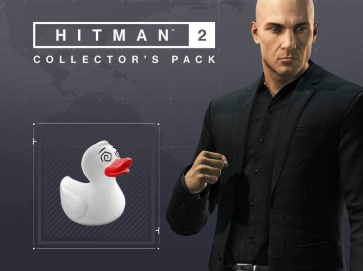 Hitman 2 - Collector's Pack