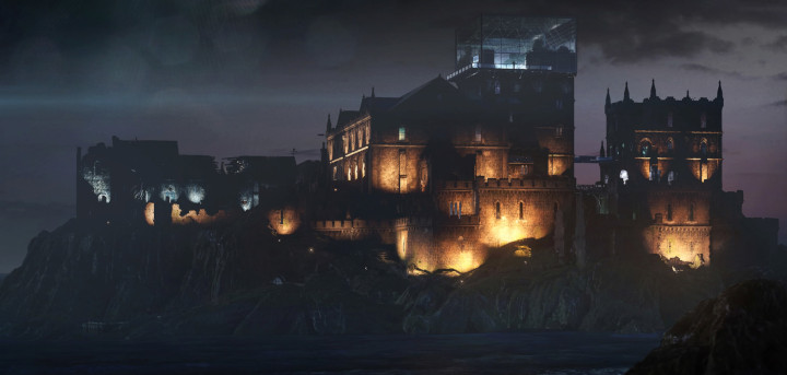 Hitman 2 - Isle of Sgail