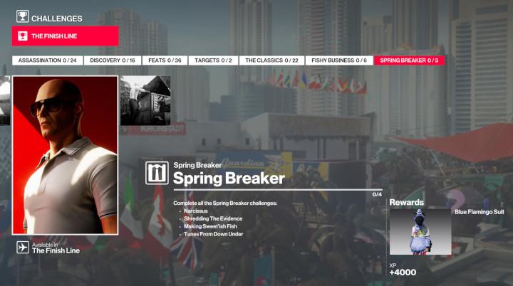 Hitman 2 - Spring Breaker