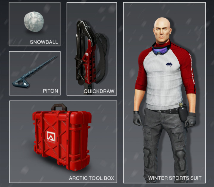 Hitman 2 - Winter Sports Pack
