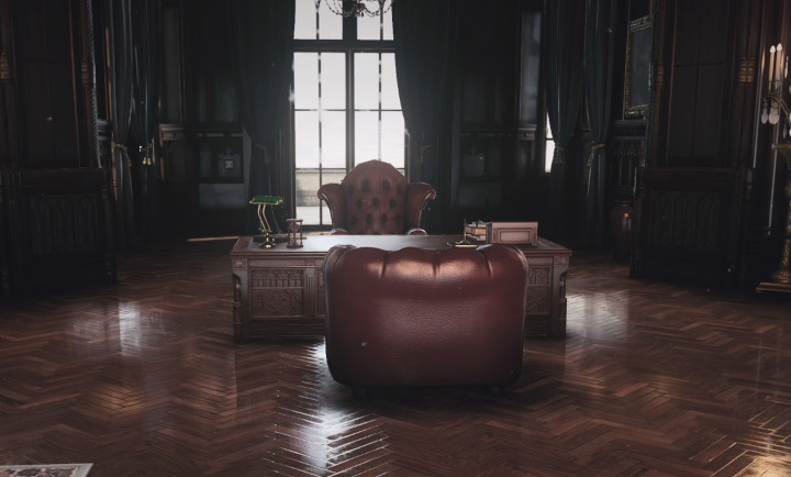 Hitman 3 - Alexa Carlisle's Office