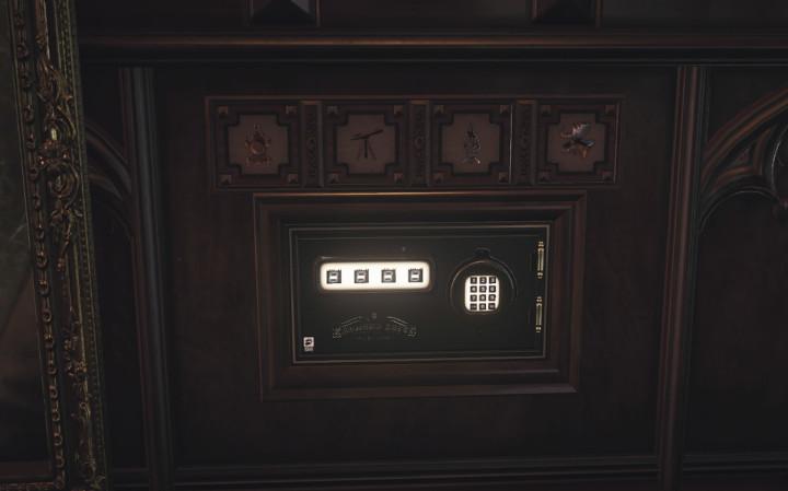 Hitman 3 - Alexa Carlisle's Safe