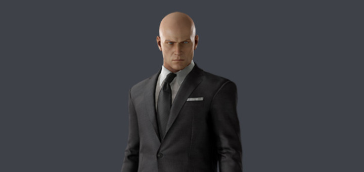 Hitman 3 - Classic All-Black Suit