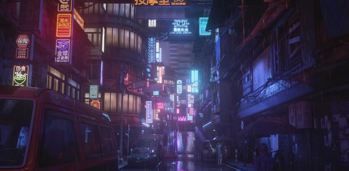 Hitman 3 - Chongqing