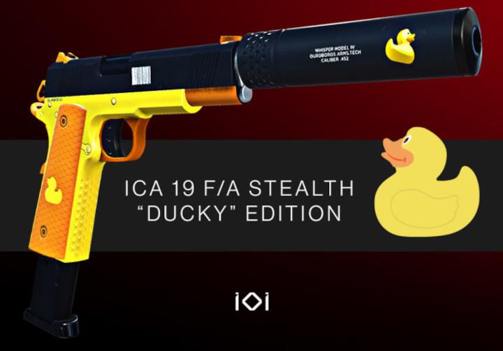 Hitman 3 - Ducky