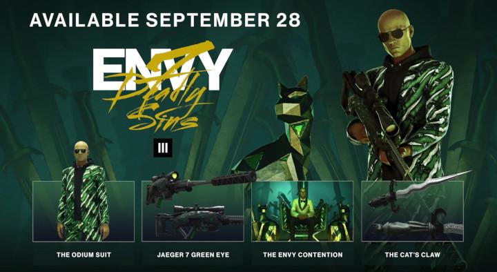 Hitman 3 - Season of Envy