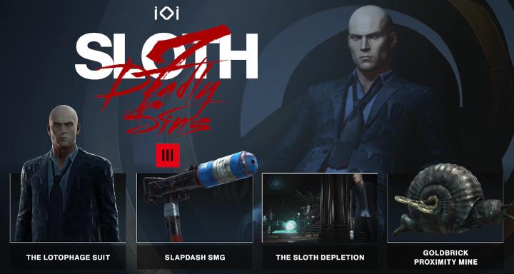 Hitman 3 - Season of Sloth