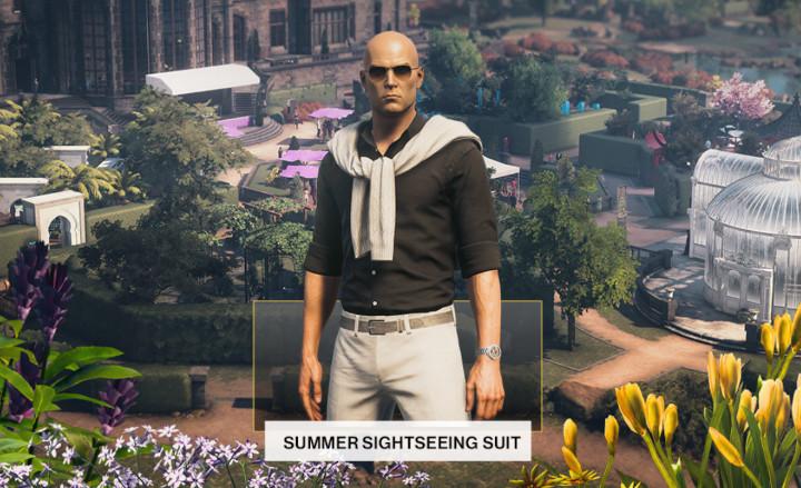 Hitman 3 - Summer Sightseeing Suit