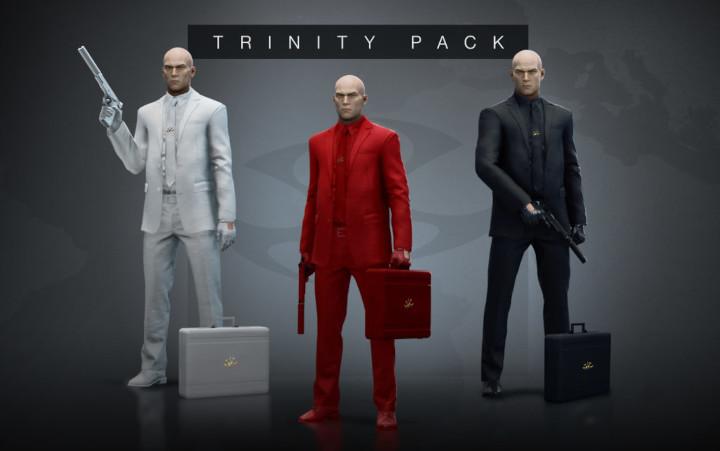 Hitman 3 - Trinity Pack