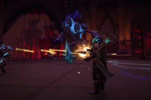 World of Warcraft: Shadowlands - Hungering Destroyer
