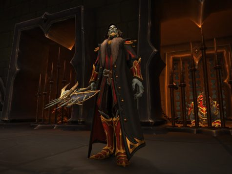 World of Warcraft - Huntsman Altimor
