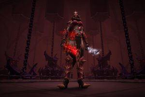 World of Warcraft - Lady Inerva Darkvein