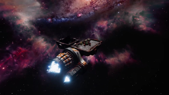 Derelict Void Boils the City-Management, Roguelike, and Survival Genres into a Space Exploration Game