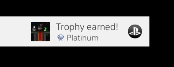 Horned Knight - Platinum Trophy