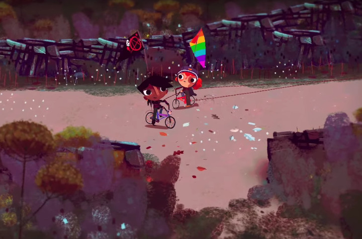 Knights and Bikes Gets a Physical Release on Switch and a Soundtrack on Vinyl