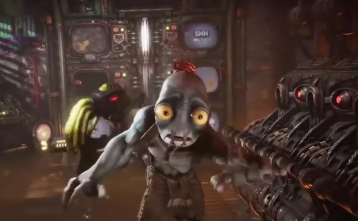 Oddworld: Soulstorm Gets an April 6 Release Date