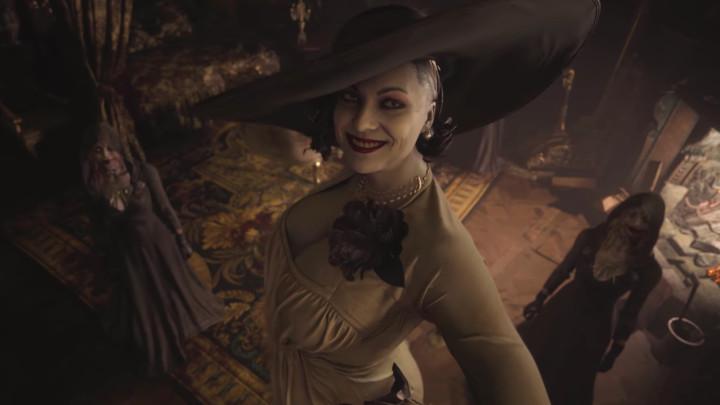 Resident Evil Village - Sexy Vampire Lady
