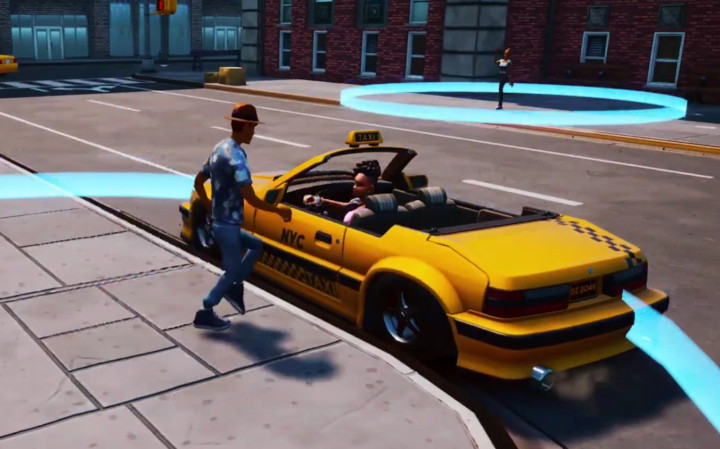 Taxi Chaos, an Obvious Crazy Taxi Clone, Is Out on Consoles Today