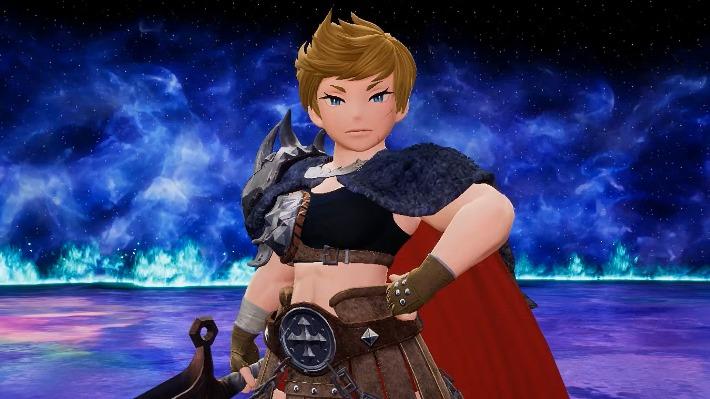 how to unlock swordmaster job in bravely default ii