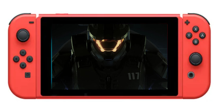 Halo on Nintendo Switch
