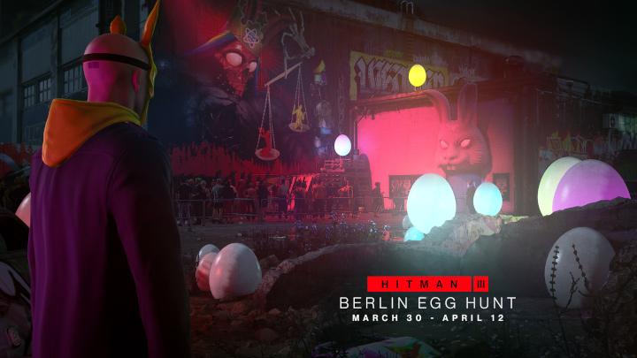 Hitman 3 - Egg Hunt