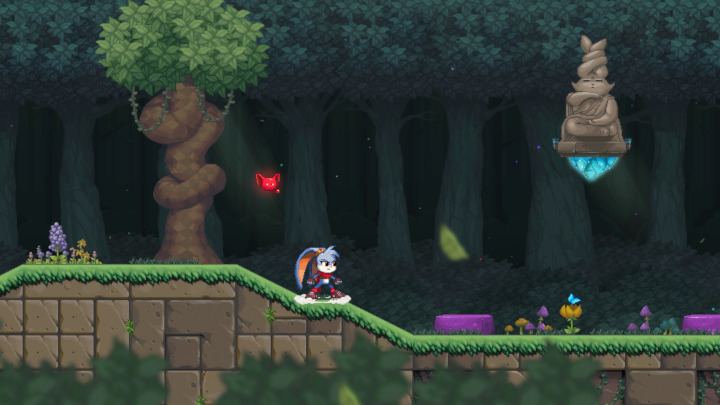 Kaze and the Wild Masks Reminds Me of a 1990s Platformer That Isn't Donkey Kong Country