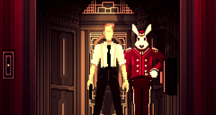 Hell Is Others Is a Pixel-Art Game About Re-entering the Outside World