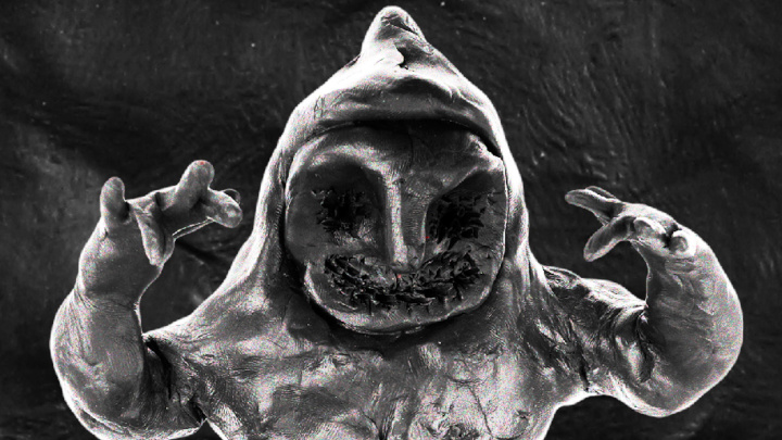 Isolomus Is Squishy, Claycore Nightmare Fuel
