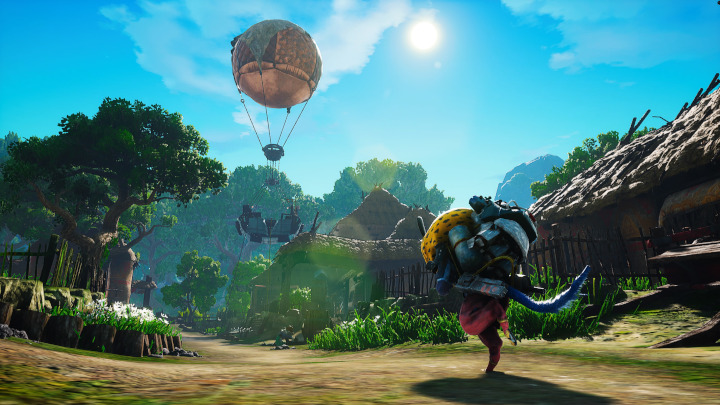 Biomutant: A Complete Guide to Crafting, Upgrades, and Workbenches