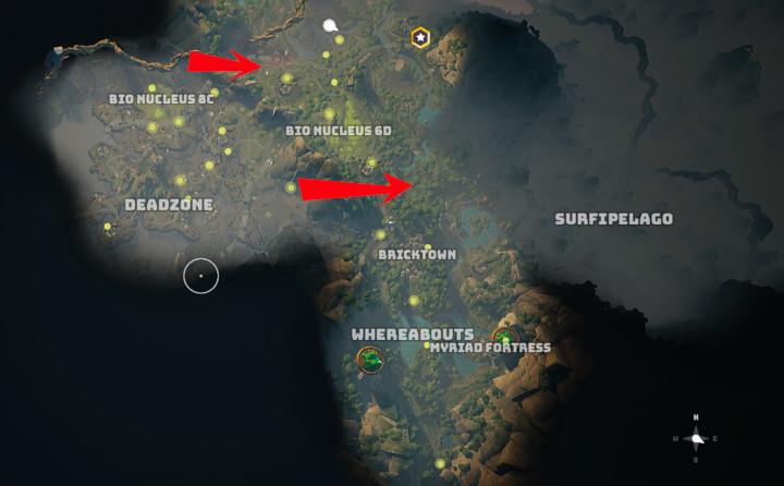 Biomutant - Pip Locations