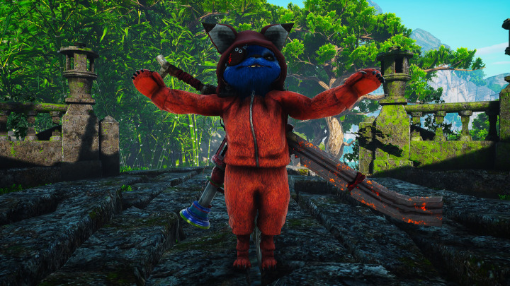 Ten Little Things I Love About Biomutant