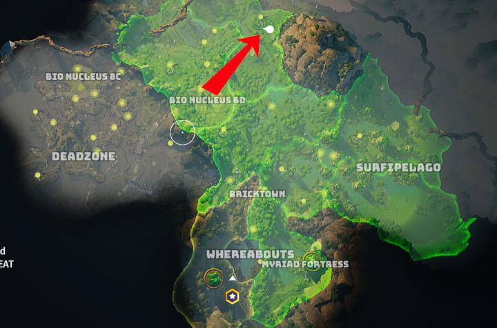 Biomutant - Urfidurf Outpost