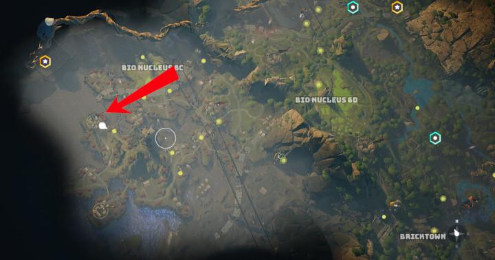 Biomutant - Wingo Outpost