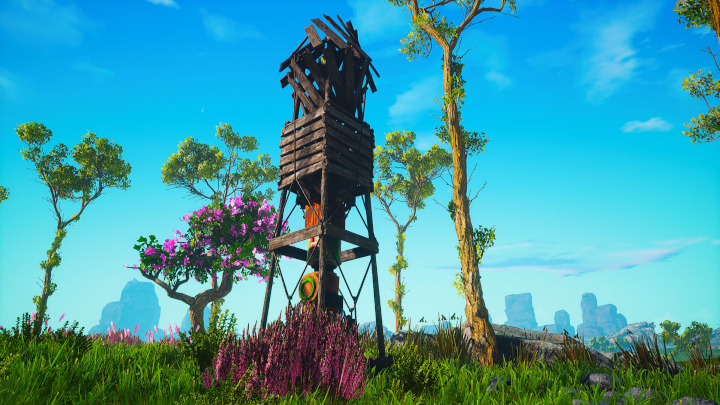 Biomutant - Wood Totem