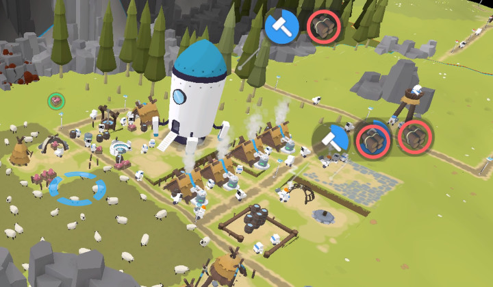 The Colonists Feels like Two Separate Games: One Is Super Chill and the Other Is an Unforgiving Nightmare