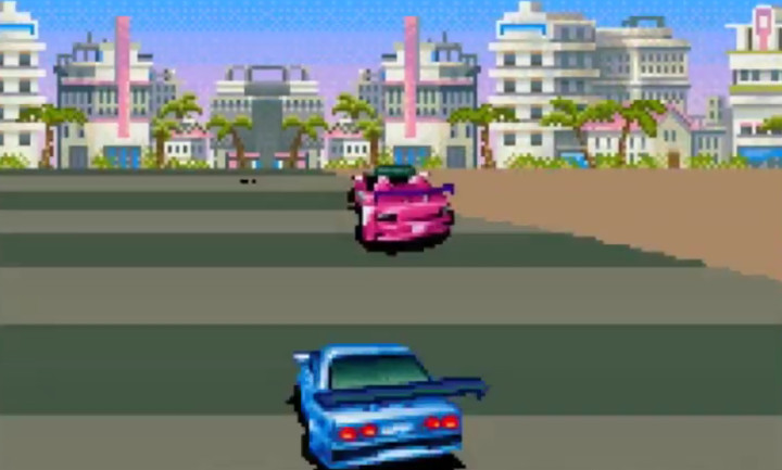 2 Fast 2 Furious - 2004 mobile game
