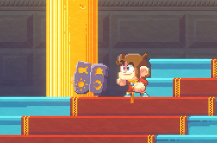Alex Kidd in Miracle World DX: How to Solve the Last Puzzle and Get the Crown - Half-Glass Gaming