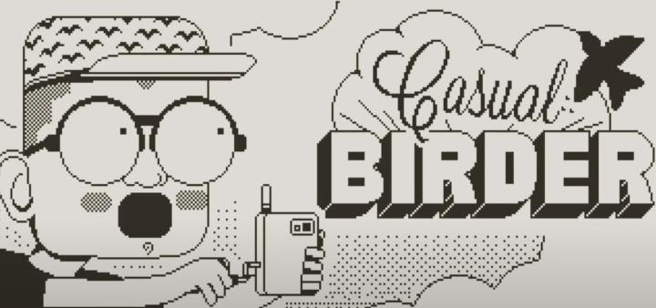 Casual Birder