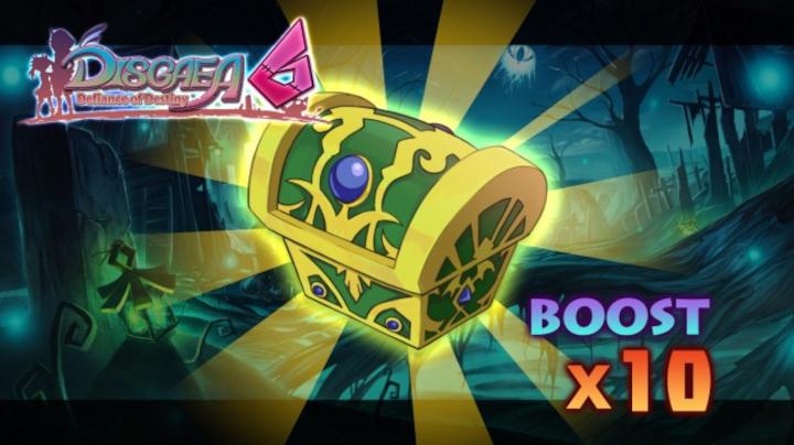 Disgaea 6 - Boost Tickets