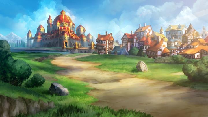 Disgaea 6 - Castle