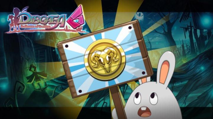 Disgaea 6 - Lucky Board